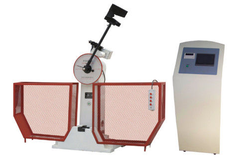 Digital Display Charpy Pendulum Impact Tester