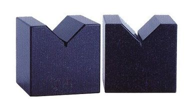 China Granite V Blocks For Coaxality Cylindricity , Precision V Blocks Granite Customized Dimension factory