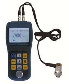 Linear correction Alarm function Auto power off Ultrasonic Thickness Gauge