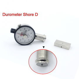 ISO ASTM DIN Shore A shore D shore C Durometer Hardness Tester For Measuring Plastics / Silicone Rubber